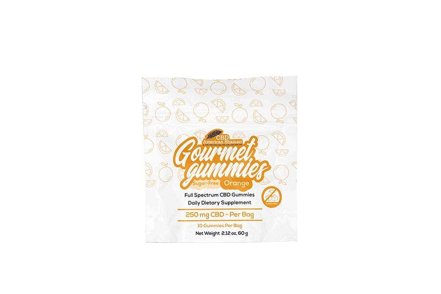 Sugar Free CBD Gummies