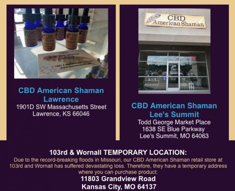 New Retail Store Locations in Kansas and Missouri