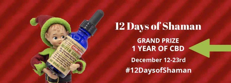 12 Days of Shaman Contest #12daysofshaman