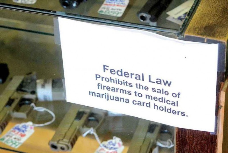 Can Medical Marijuana Card Holders Legally Purchase a Firearm?