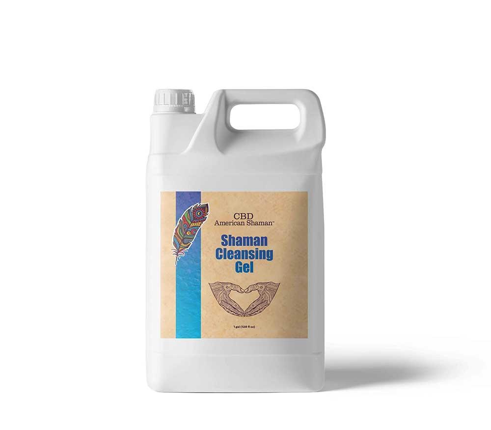 1 Gallon Shaman Cleansing Sanitizer Gel