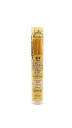 CBD Honey Sticks THC Free