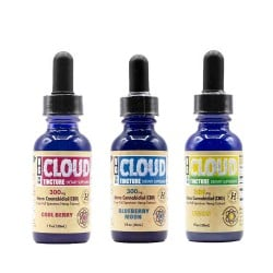 VG Cloud Tincture - CBD & Terpene Rich Hemp Oil THC Free