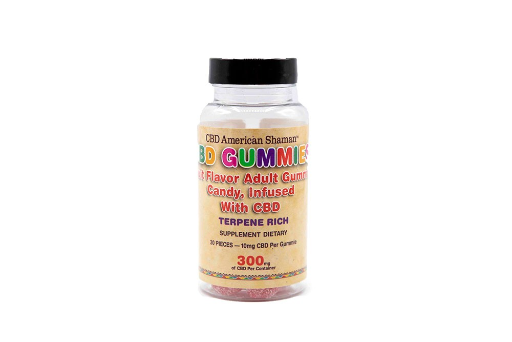 CBD American Shaman 15% Off CBD Gummies Coupon