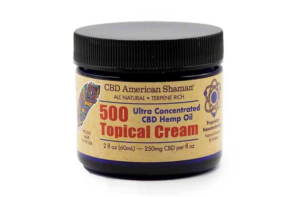 CBD American Shaman 15% Off CBD Salve Coupon