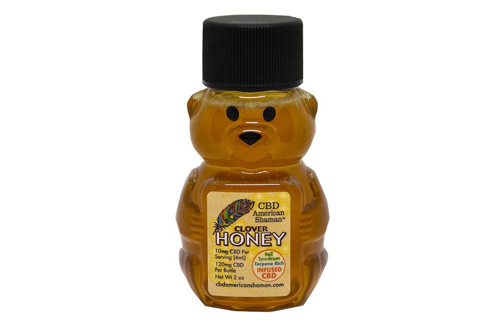 CBD Honey THC Free