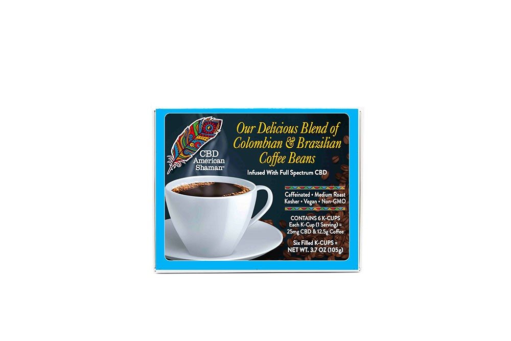 CBD American Shaman CBD Coffee