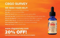 CBGo Survey Card