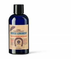 Horse Liniment With CBD