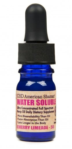 Water Soluble, Full Spectrum Hemp Oil (5mL)