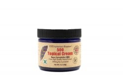 500 Topical Cream THC Free