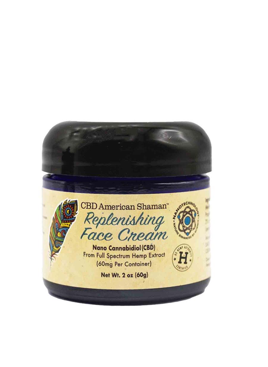 Replenishing CBD Face Cream