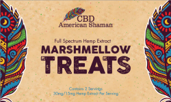 CBD Krispy Cereal Marshmallow Treats