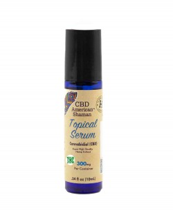 Topical Serum Roll-on THC Free