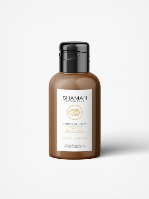 Shaman Botanical Hydrating Body Lotion