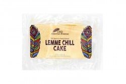 CBD Lemon Cake Edible