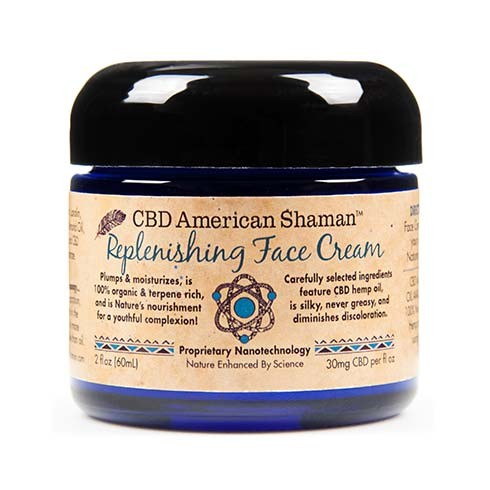 Replenishing Face Cream